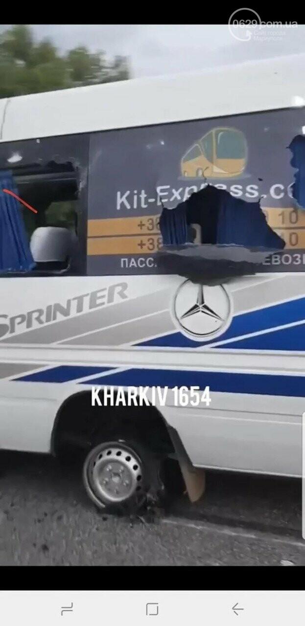 Очередное нападение на автобус с активистами! Партия ОП-ЗЖ требует от власти решительных действий., фото-4