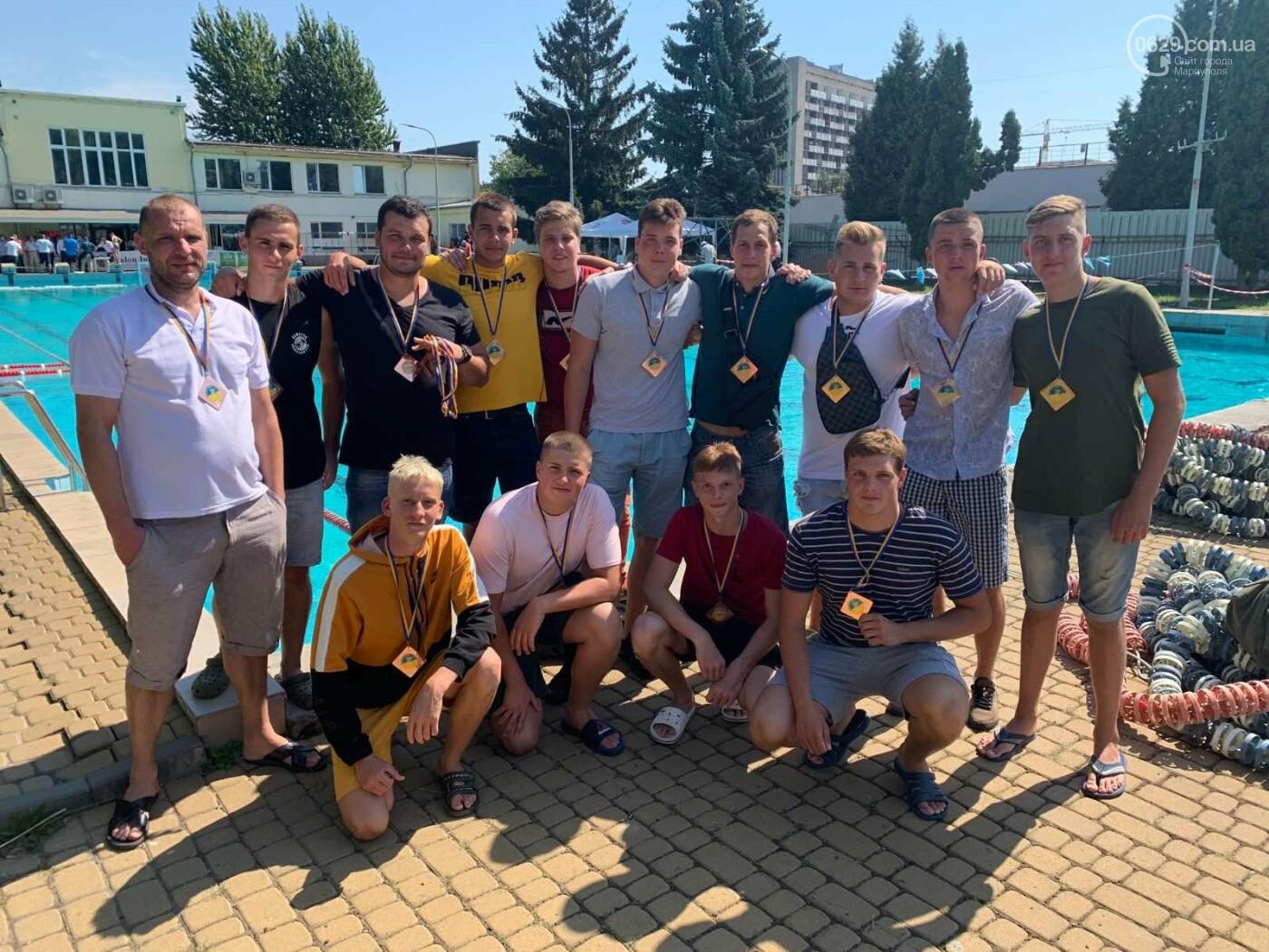 Мариупольские ватерполисты взяли бронзу на чемпионате Украины, - ФОТО, фото-2