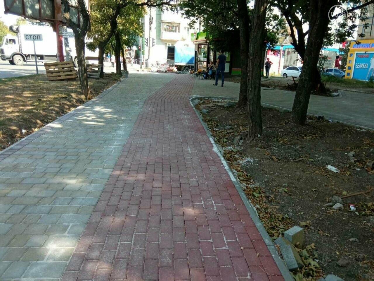 """""""Обошлось - много, меняем, потому что надо"""".  Как реконструируют проспект Строителей в Мариуполе, - ФОТОРЕПОРТАЖ, фото-2"""
