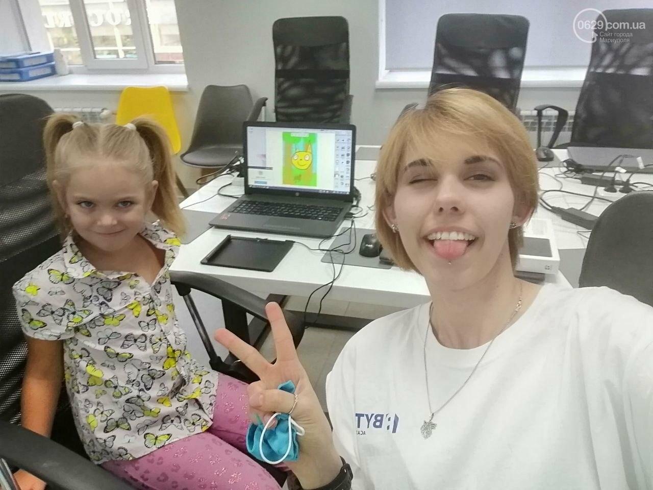 Не нужно ждать! Запиши ребенка на пробное занятие от IT-академии BYTE!, фото-1