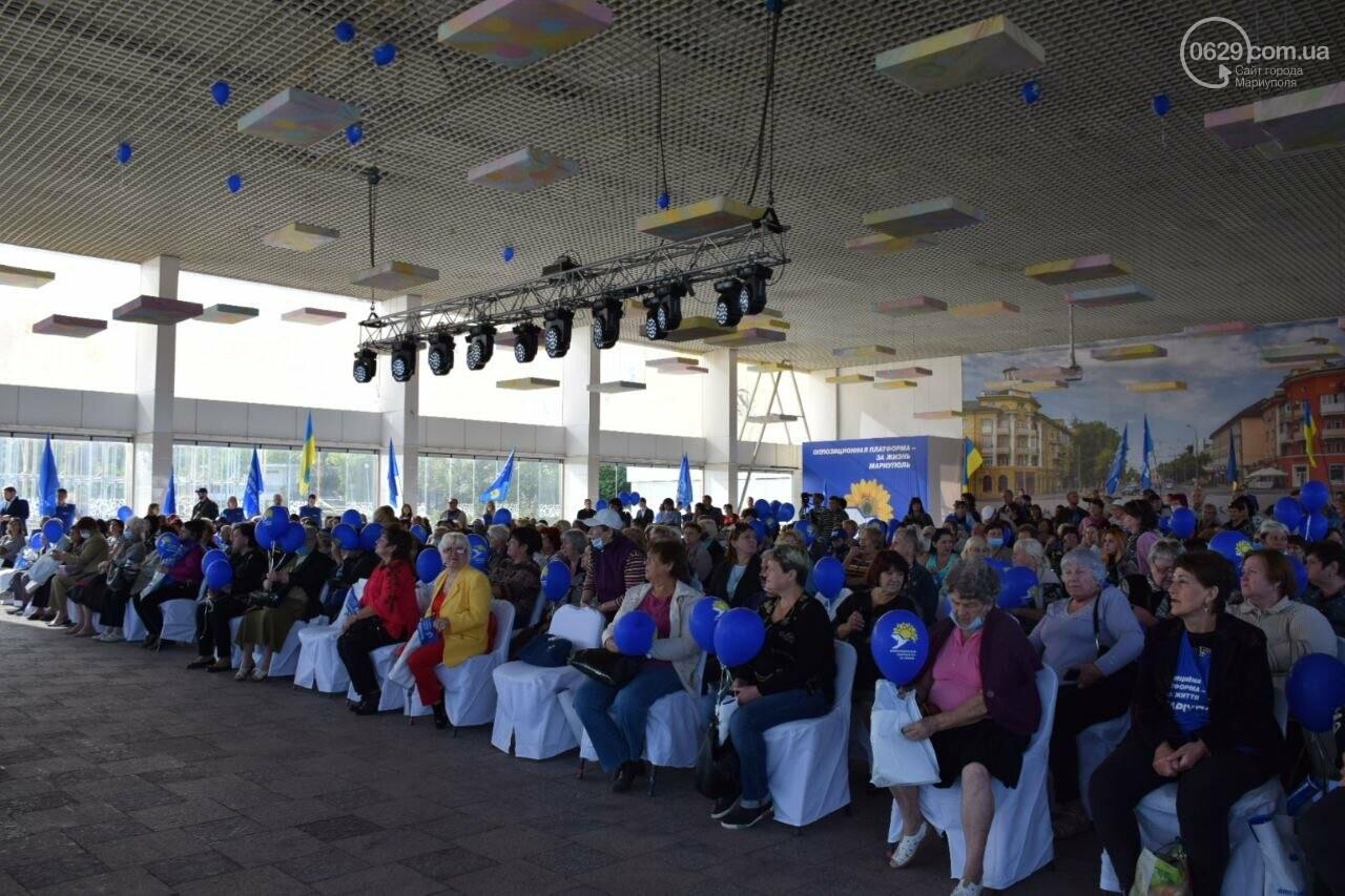 ОППОЗИЦИОННАЯ ПЛАТФОРМА – ЗА ЖИЗНЬ представила будущих кандидатов в депутаты мариупольского городского совета, фото-11