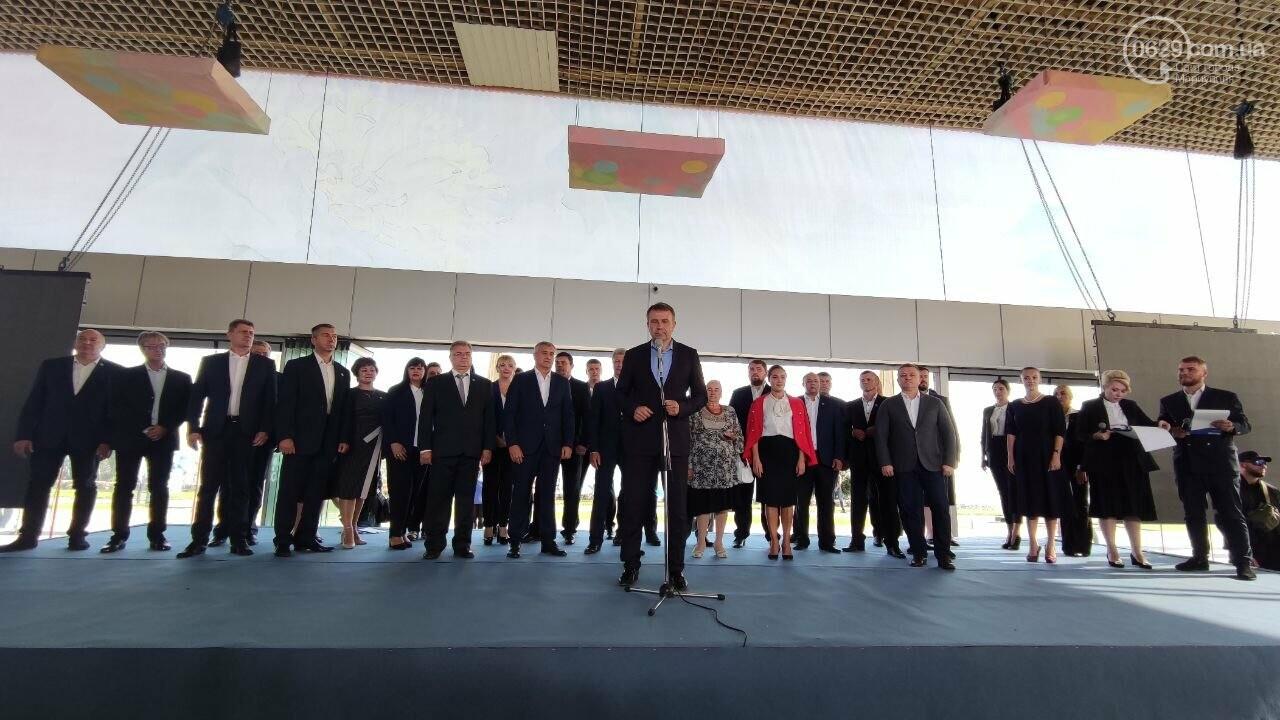 ОППОЗИЦИОННАЯ ПЛАТФОРМА – ЗА ЖИЗНЬ представила будущих кандидатов в депутаты мариупольского городского совета, фото-18