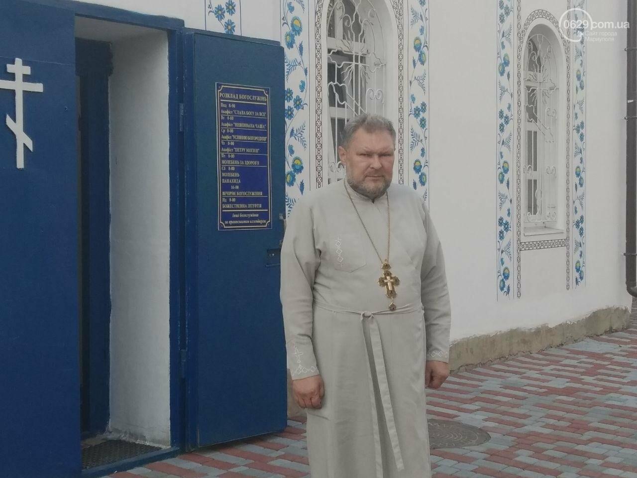 Почему люди становятся священниками? Вопрос, на который мы не знали ответа, пока не спросили отца Уара, мечтавшего  стать кочегаром, фото-1