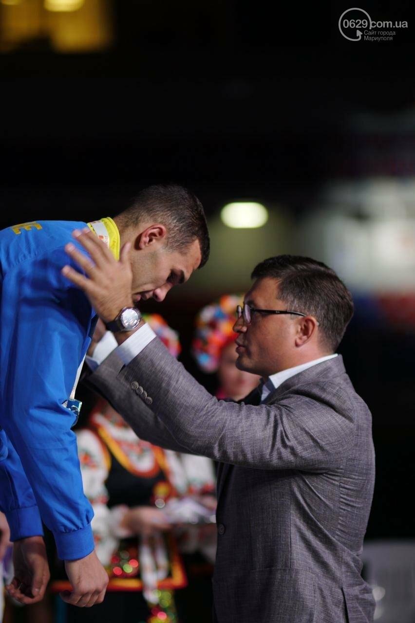 В минувшие выходные, в спорткомплексе «Ильичевец» завершился  52 мемориал Макара Мазая по боксу, который прошел  в рамках Кубка Украины, фото-4