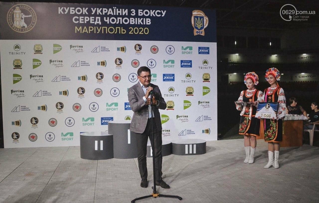 В минувшие выходные, в спорткомплексе «Ильичевец» завершился  52 мемориал Макара Мазая по боксу, который прошел  в рамках Кубка Украины, фото-7
