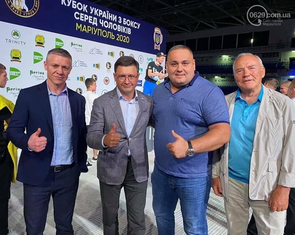 В минувшие выходные, в спорткомплексе «Ильичевец» завершился  52 мемориал Макара Мазая по боксу, который прошел  в рамках Кубка Украины, фото-5