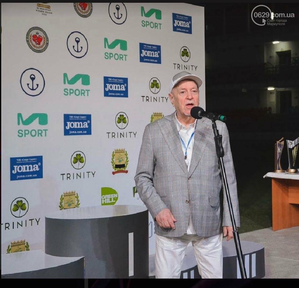 В минувшие выходные, в спорткомплексе «Ильичевец» завершился  52 мемориал Макара Мазая по боксу, который прошел  в рамках Кубка Украины, фото-10