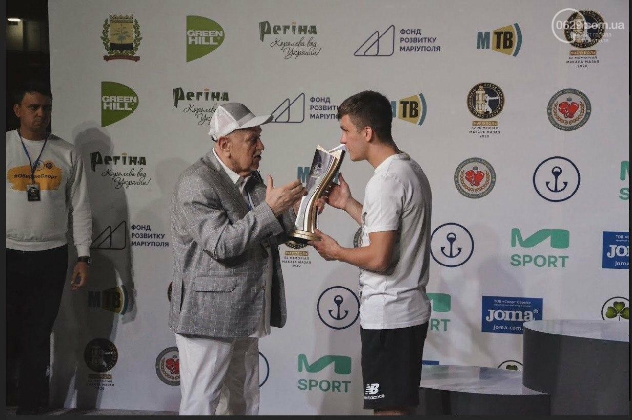 В минувшие выходные, в спорткомплексе «Ильичевец» завершился  52 мемориал Макара Мазая по боксу, который прошел  в рамках Кубка Украины, фото-9