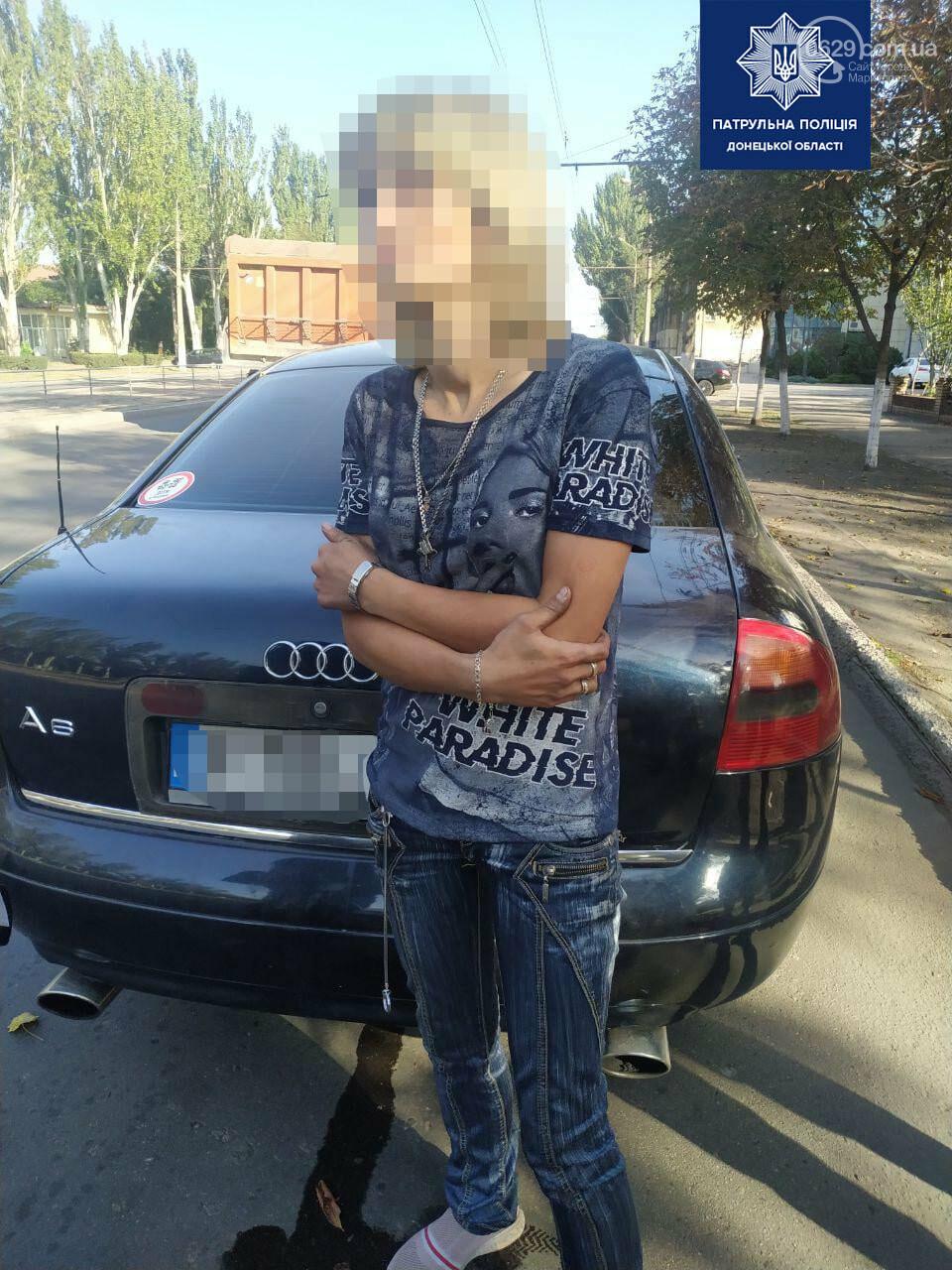 30-летняя мариупольчанка села за руль в наркотическом опьянении, - ФОТО, фото-1