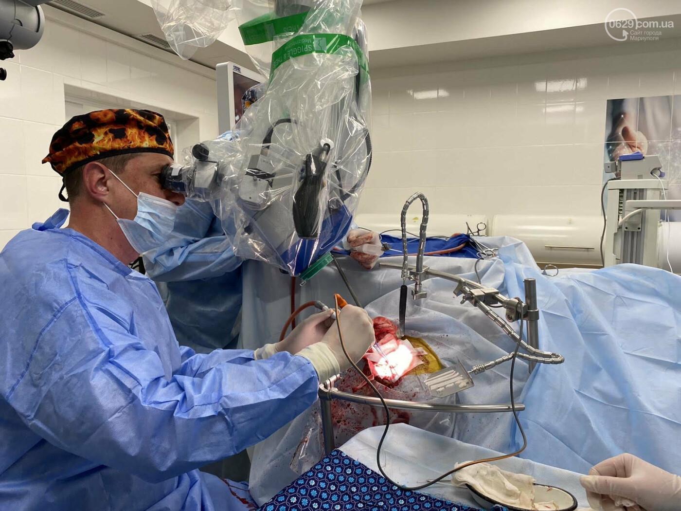 Уникальная хирургия. В Мариуполе делают операции, недоступные даже в областных центрах, - ФОТО, фото-2