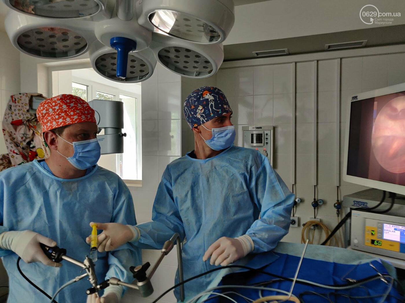 Уникальная хирургия. В Мариуполе делают операции, недоступные даже в областных центрах, - ФОТО, фото-3