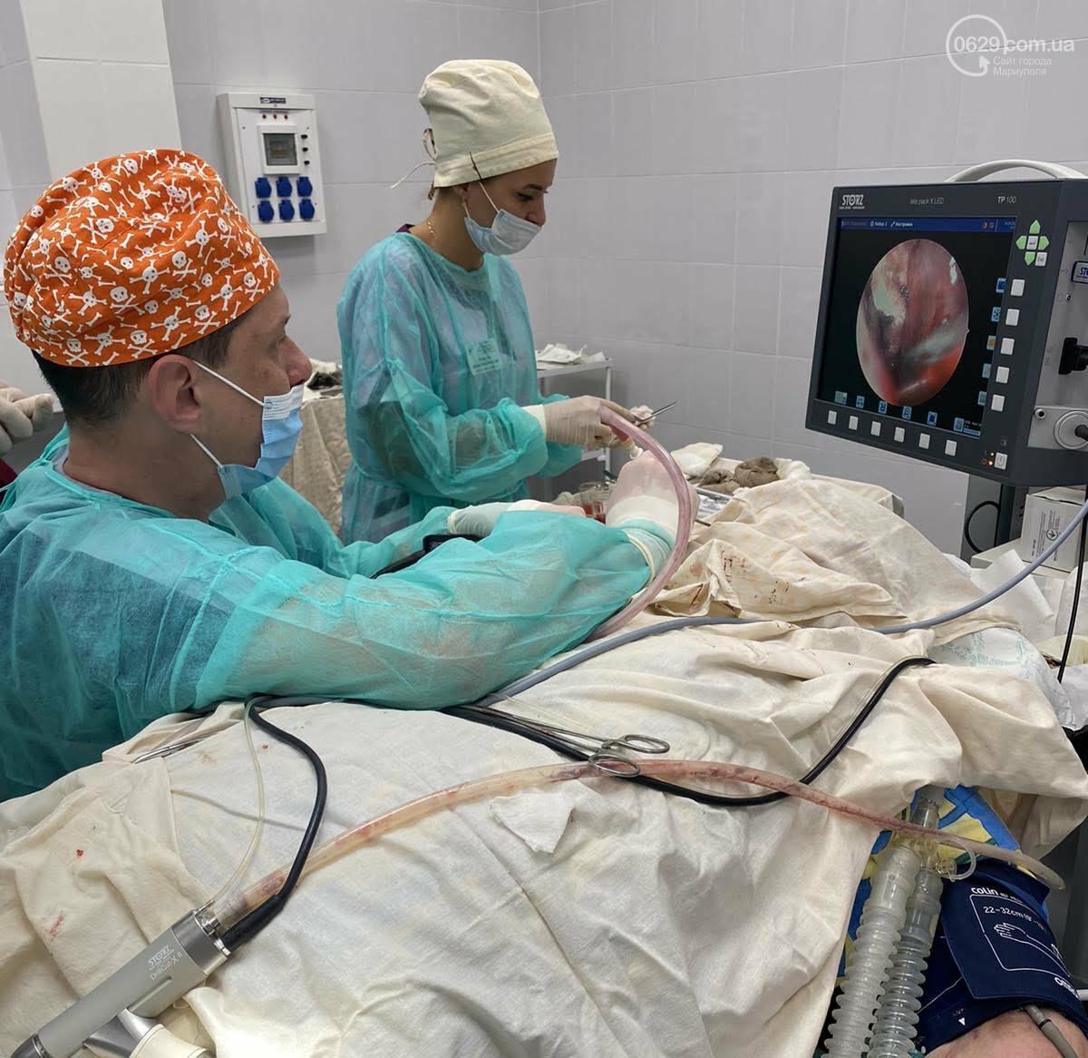 Уникальная хирургия. В Мариуполе делают операции, недоступные даже в областных центрах, - ФОТО, фото-5
