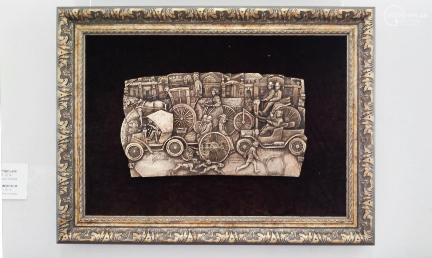 Философия в металле. Известный медальер подарил Мариуполю уникальные плакеты, - ФОТО, фото-10
