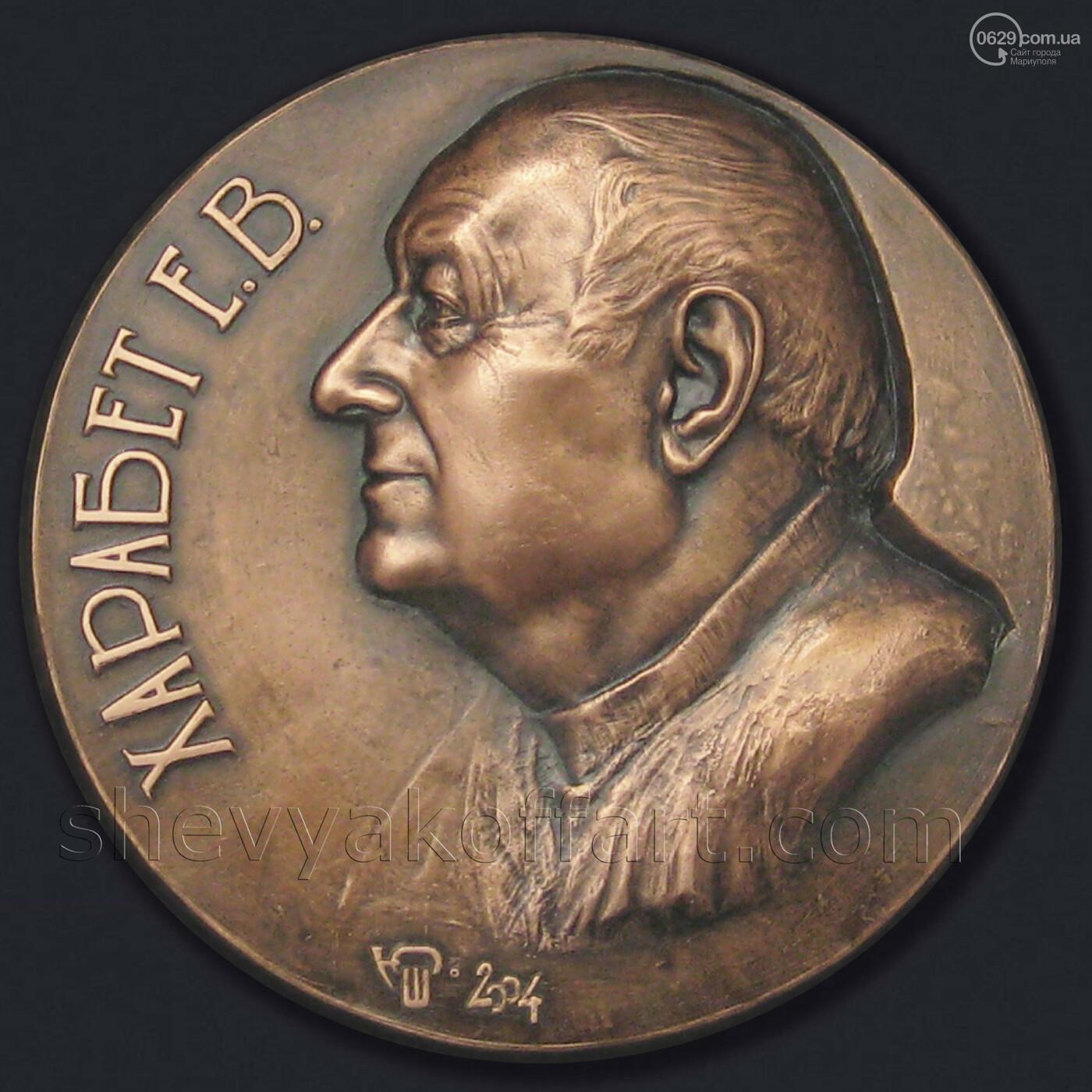 Философия в металле. Известный медальер подарил Мариуполю уникальные плакеты, - ФОТО, фото-2
