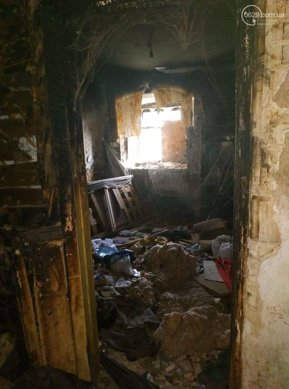 В Мариуполе старинный дом захламили бездомные и забросили коммунальщики, - ФОТО, фото-1