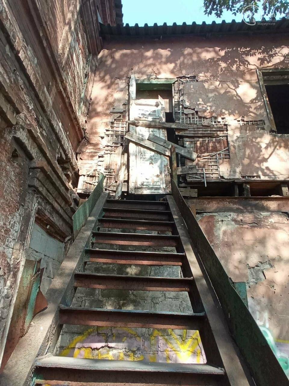 100-летний дом на Греческой. От жилища адвоката до развалюхи, - ФОТОРЕПОРТАЖ , фото-3