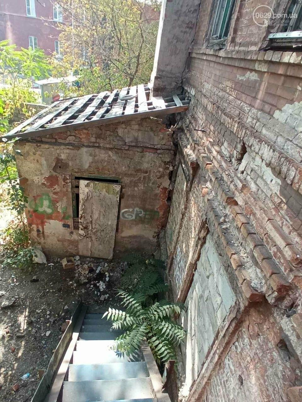 100-летний дом на Греческой. От жилища адвоката до развалюхи, - ФОТОРЕПОРТАЖ , фото-4