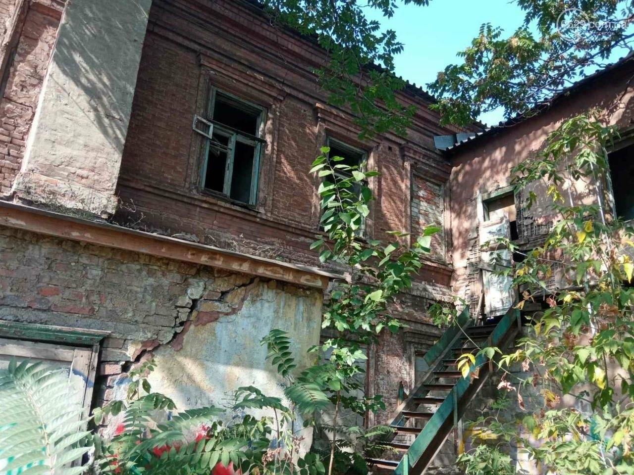 100-летний дом на Греческой. От жилища адвоката до развалюхи, - ФОТОРЕПОРТАЖ , фото-2