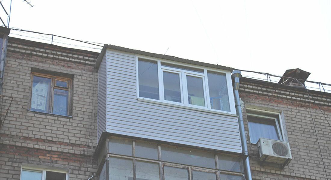 Балкон под ключ: выгоды заказа, фото-1