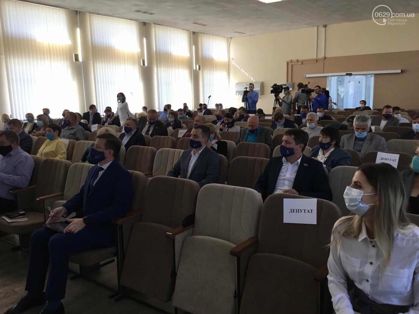 В Мариуполе врачей наградили орденами, - ФОТО, фото-3