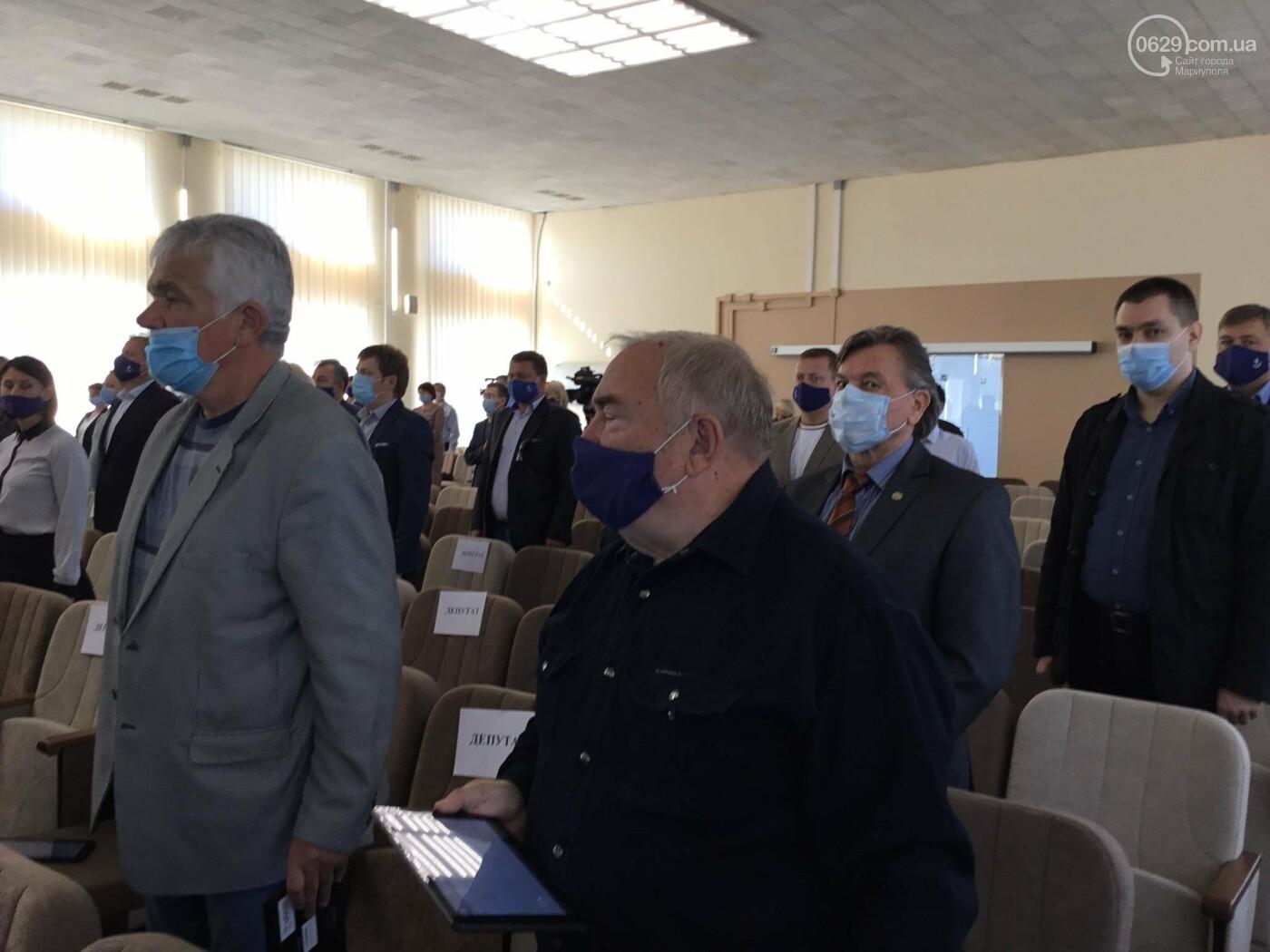 В Мариуполе врачей наградили орденами, - ФОТО, фото-2