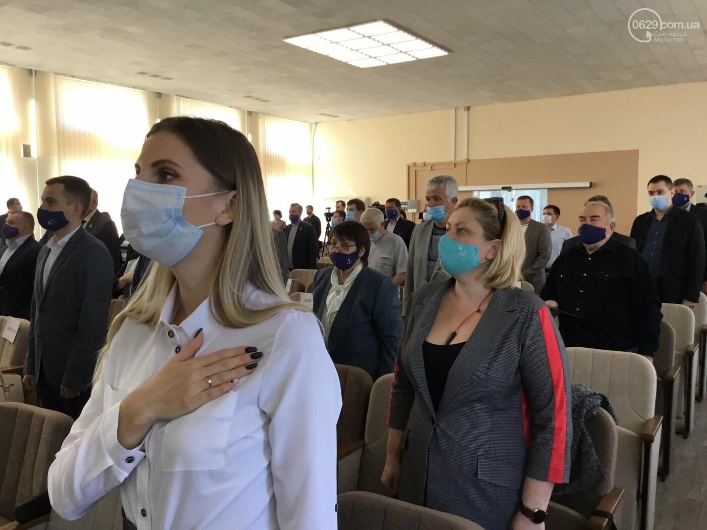 В Мариуполе врачей наградили орденами, - ФОТО, фото-1