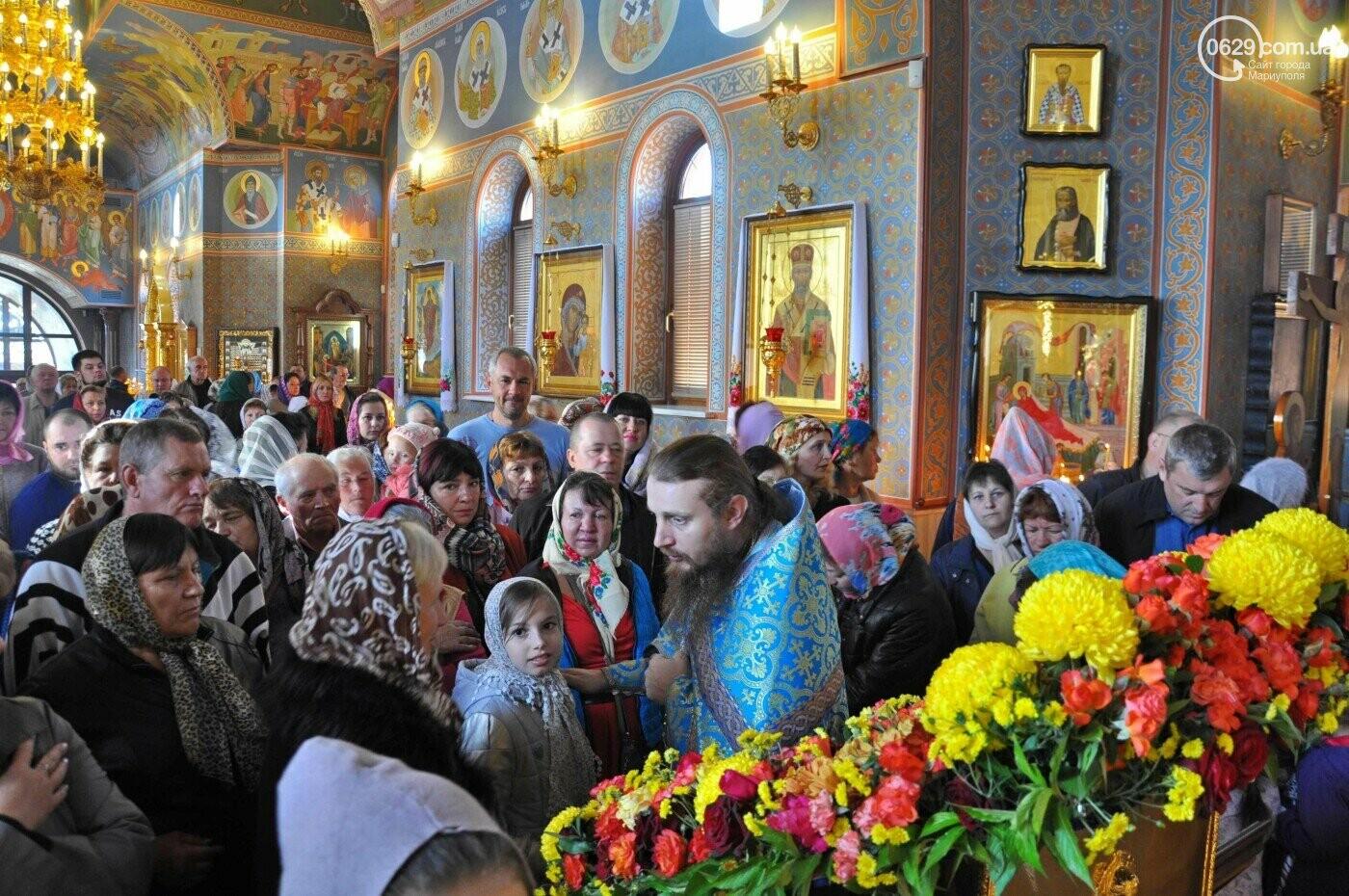 14 октября Покров Пресвятой Богородицы в селе Боевое, фото-9
