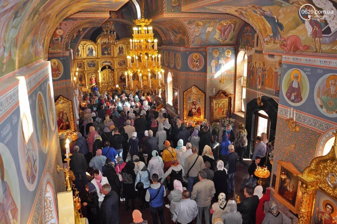 14 октября Покров Пресвятой Богородицы в селе Боевое, фото-10