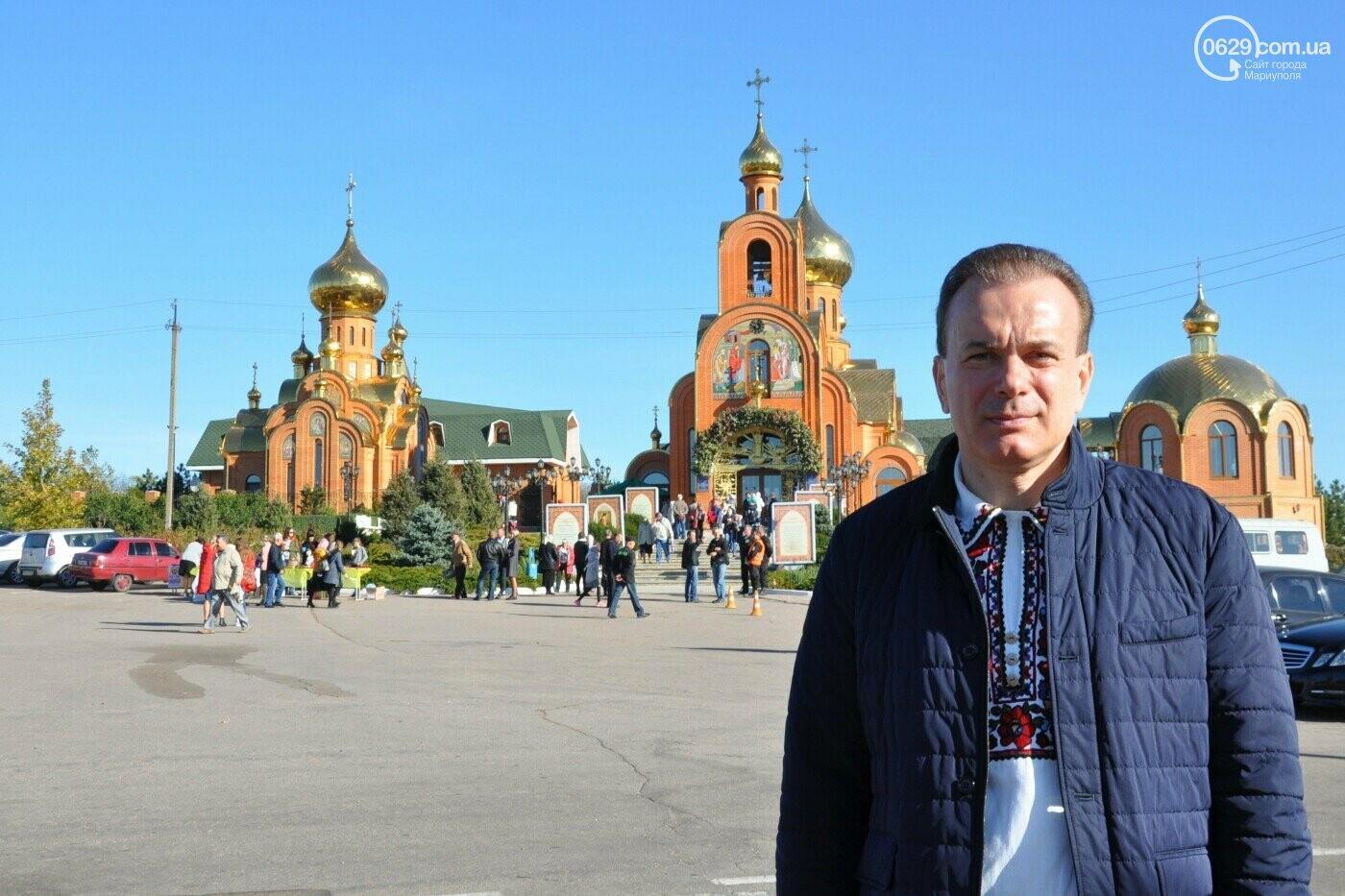 14 октября Покров Пресвятой Богородицы в селе Боевое, фото-2