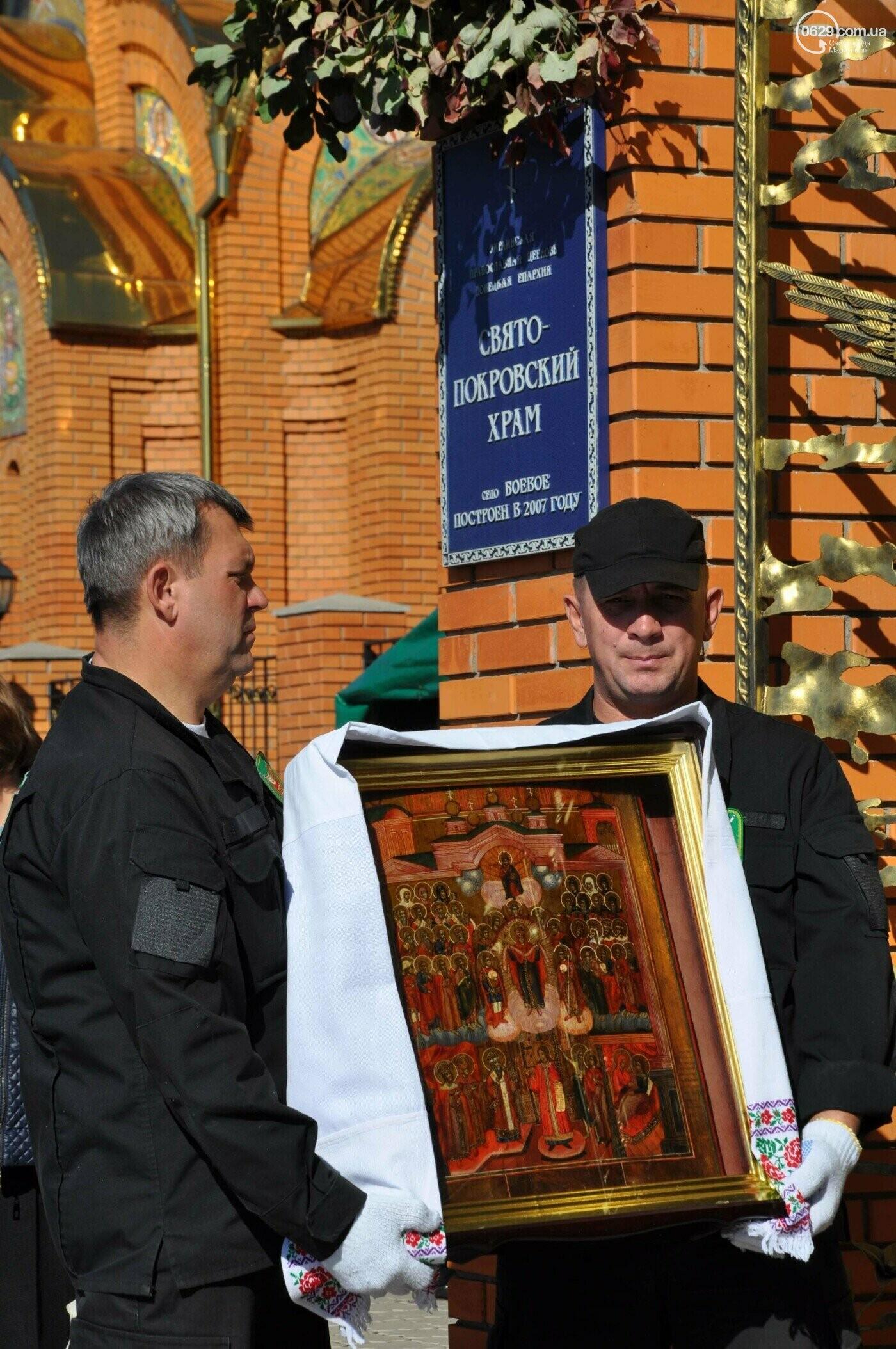 14 октября Покров Пресвятой Богородицы в селе Боевое, фото-11