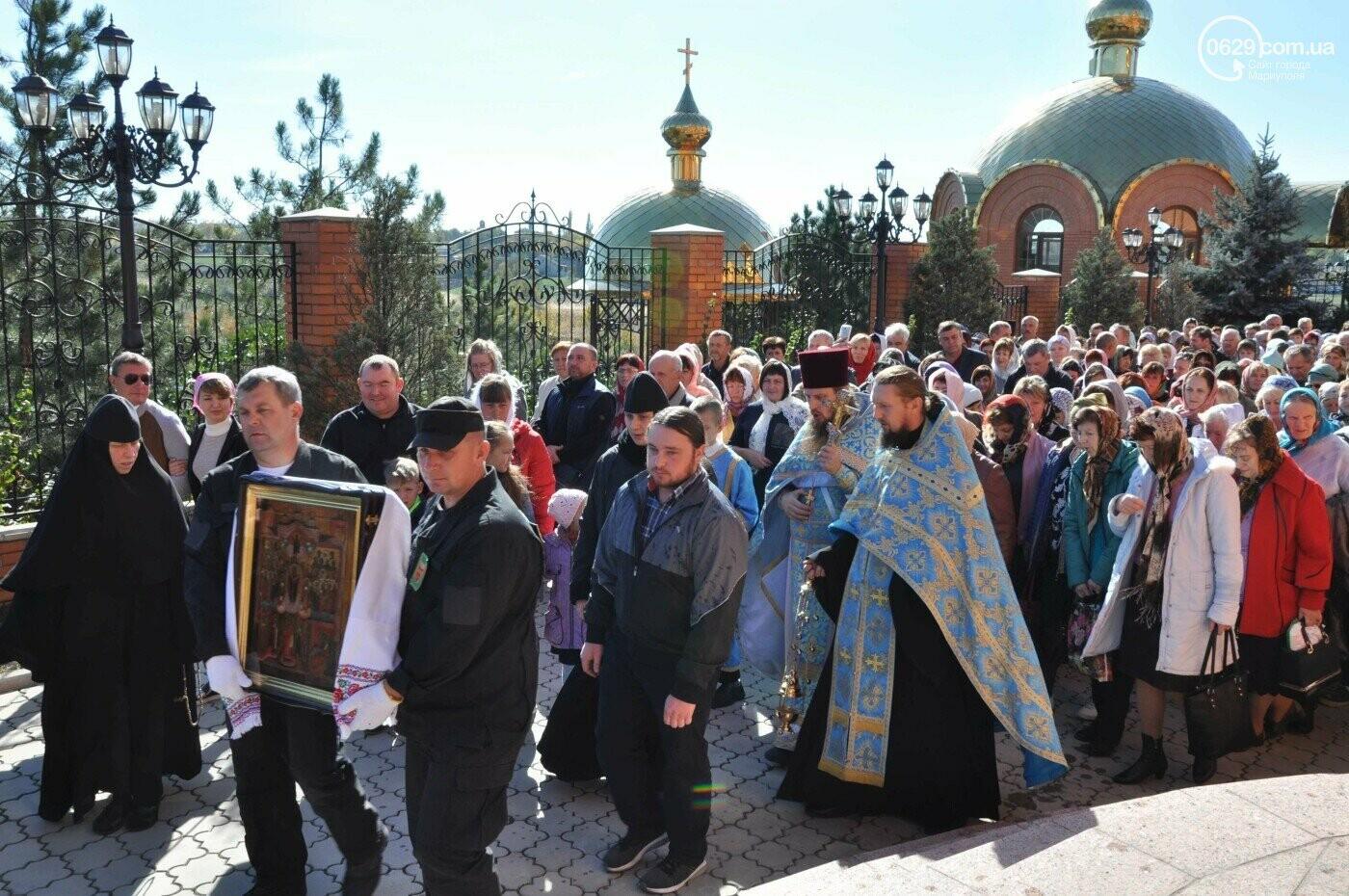 14 октября Покров Пресвятой Богородицы в селе Боевое, фото-13