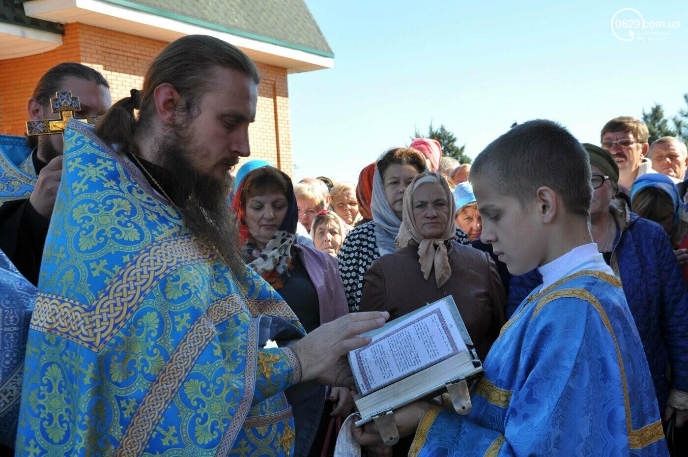 14 октября Покров Пресвятой Богородицы в селе Боевое, фото-14