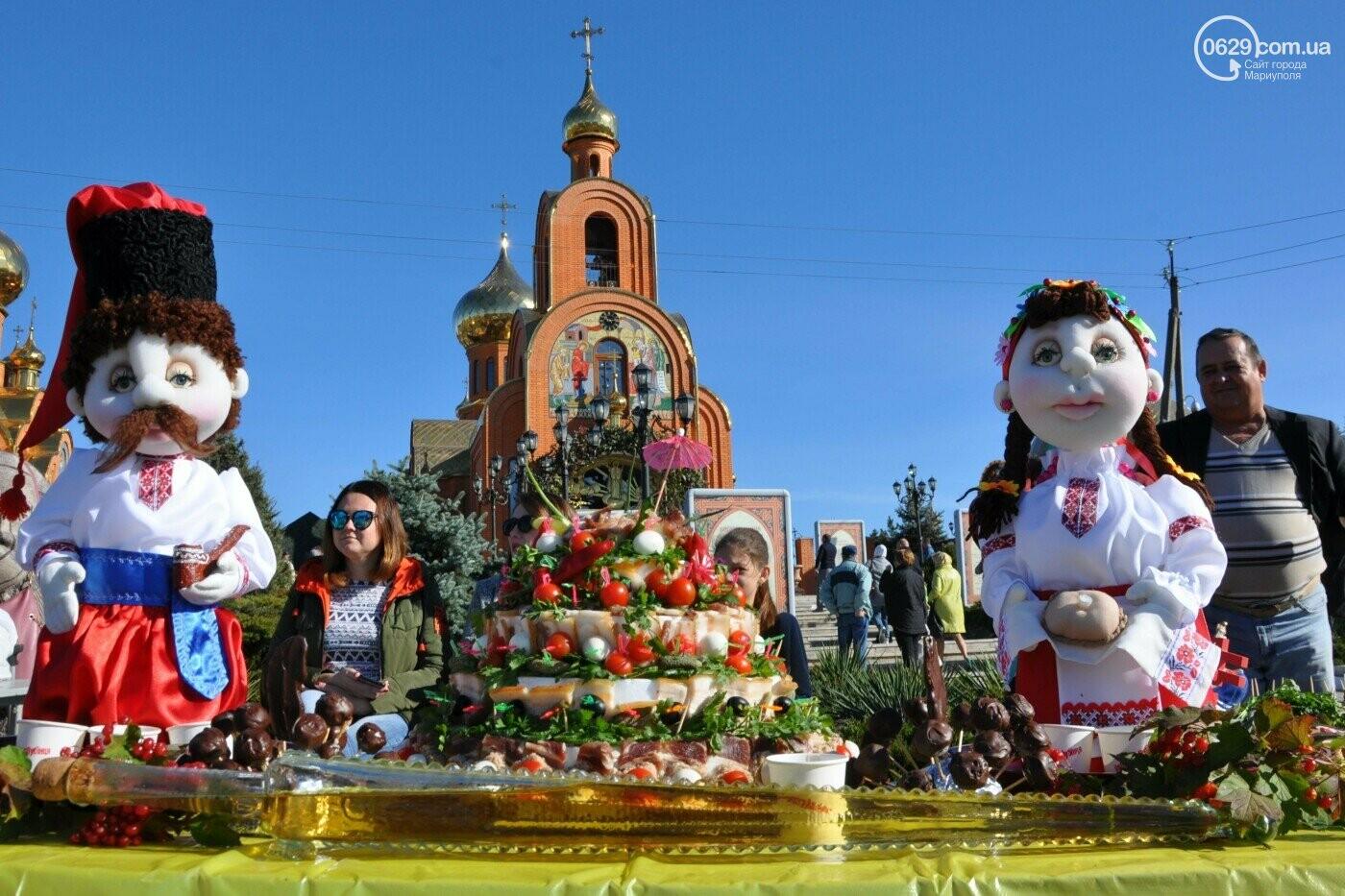 14 октября Покров Пресвятой Богородицы в селе Боевое, фото-25
