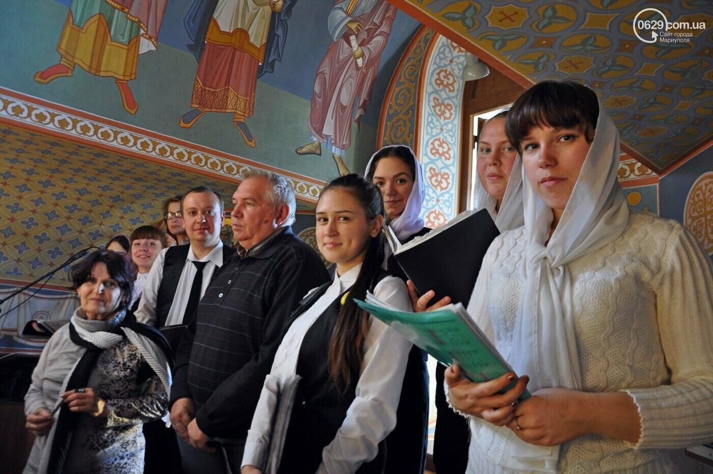 14 октября Покров Пресвятой Богородицы в селе Боевое, фото-8