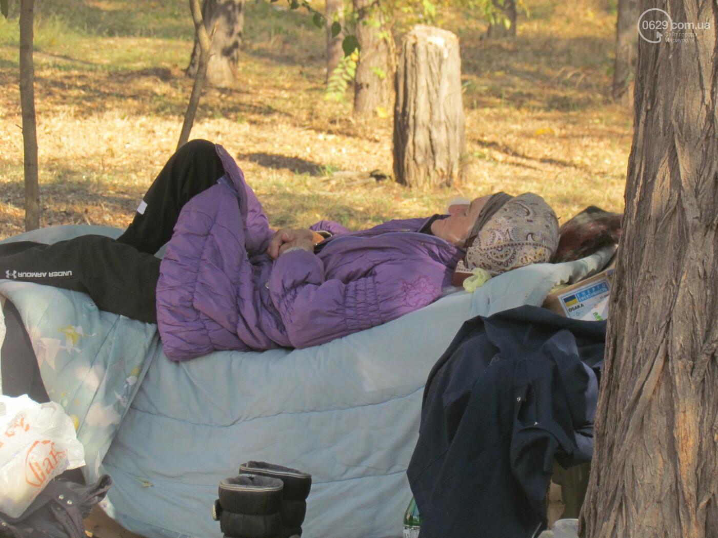 """Баба Роза"". Как жительница Киргизстана оказалась без дома и родни в Мариуполе, - ФОТО, фото-2"