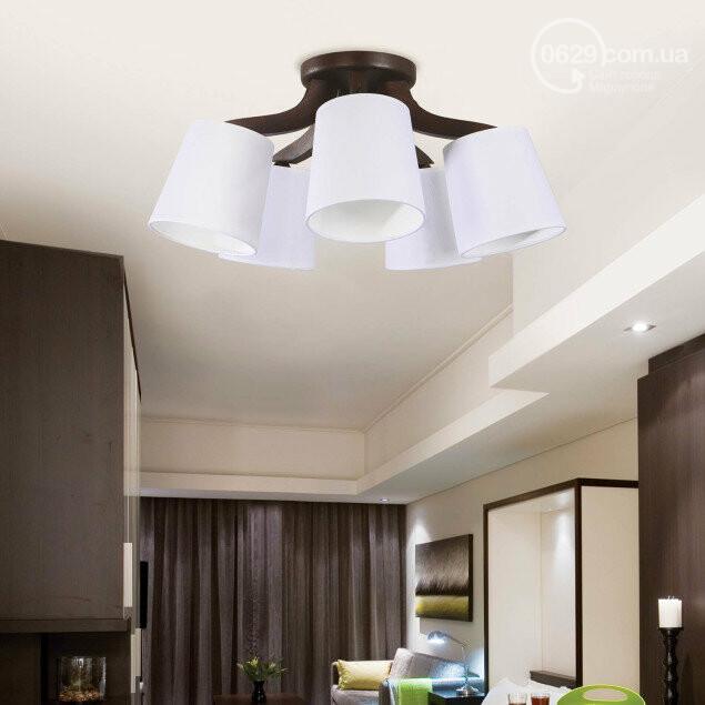 """Люстры, светильники, зеркала в современном дизайне! Более 1000 видов в салоне """"Mirall"""", фото-16"""