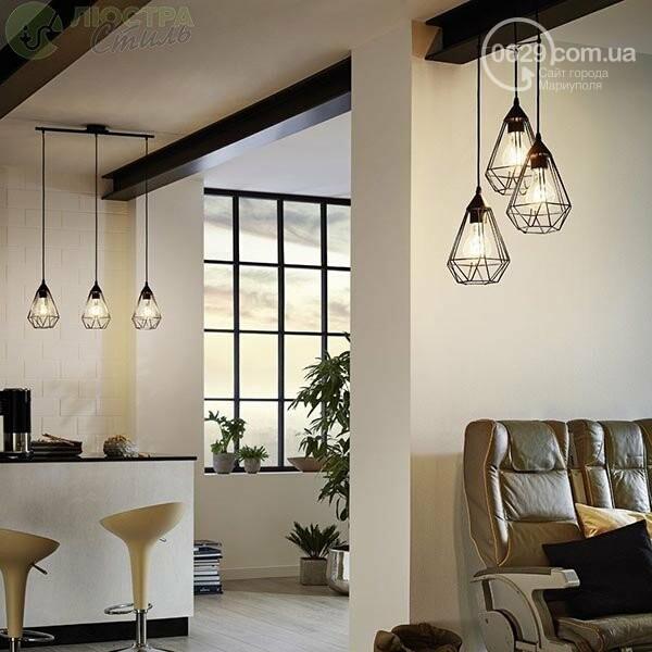 """Люстры, светильники, зеркала в современном дизайне! Более 1000 видов в салоне """"Mirall"""", фото-15"""