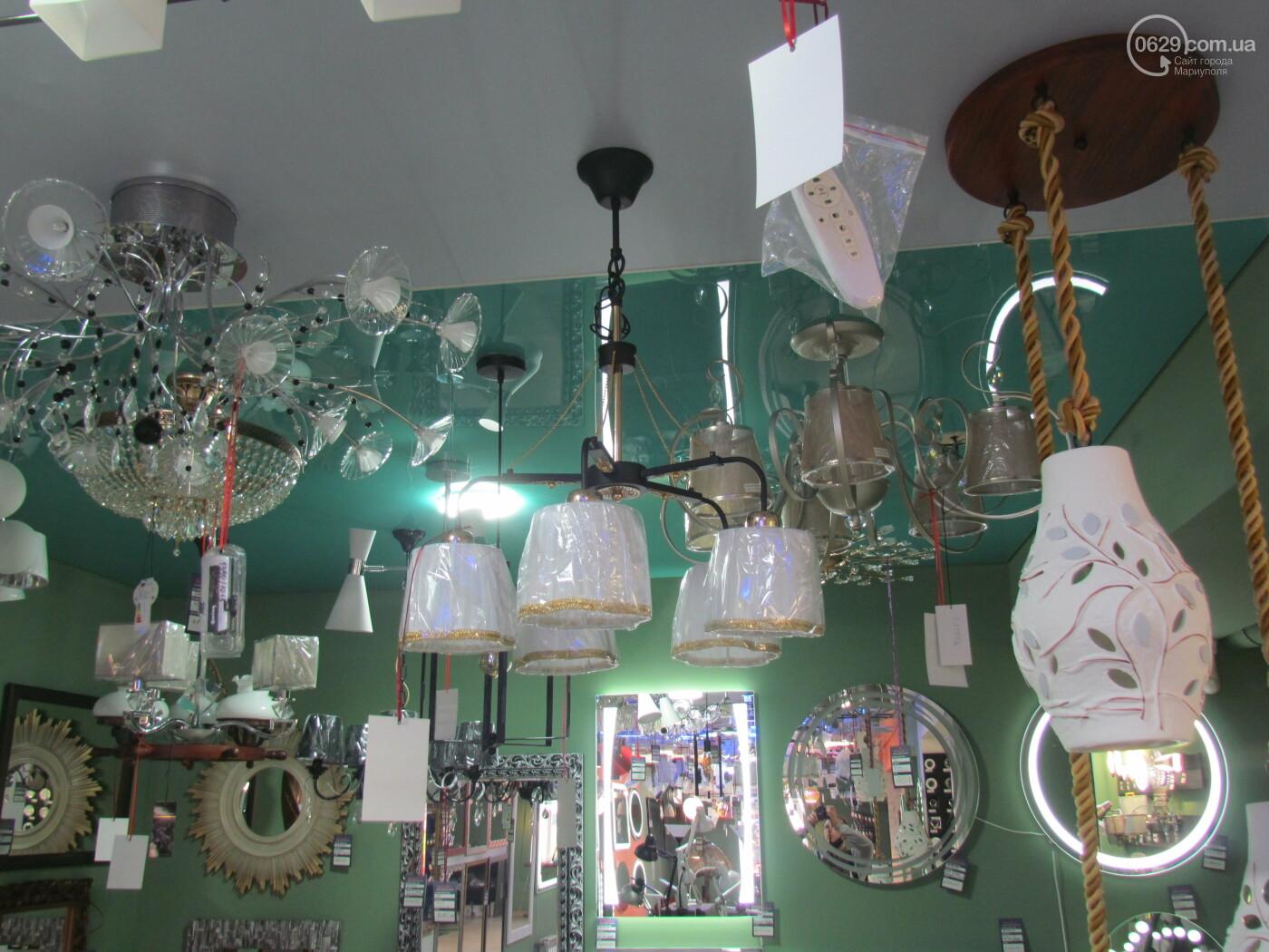 """Люстры, светильники, зеркала в современном дизайне! Более 1000 видов в салоне """"Mirall"""", фото-3"""