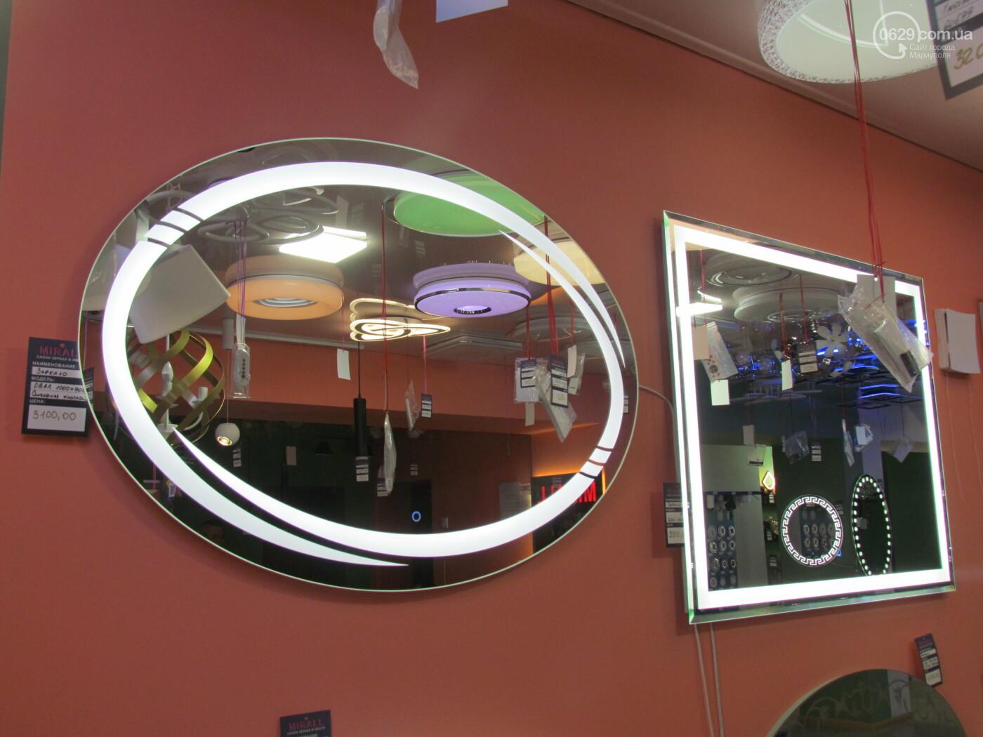 """Люстры, светильники, зеркала в современном дизайне! Более 1000 видов в салоне """"Mirall"""", фото-7"""