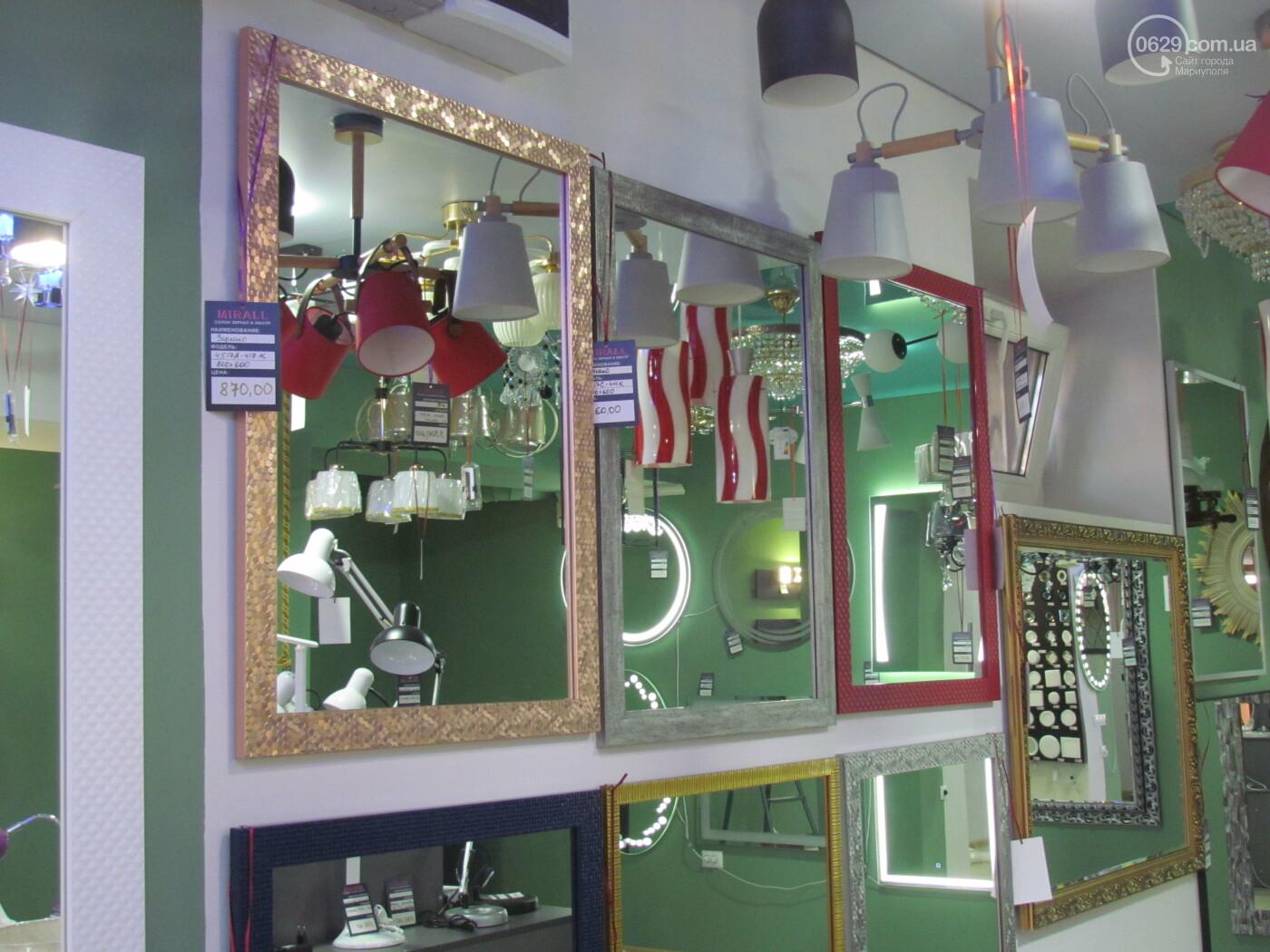 """Люстры, светильники, зеркала в современном дизайне! Более 1000 видов в салоне """"Mirall"""", фото-4"""