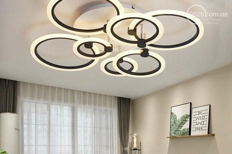 """Люстры, светильники, зеркала в современном дизайне! Более 1000 видов в салоне """"Mirall"""", фото-14"""