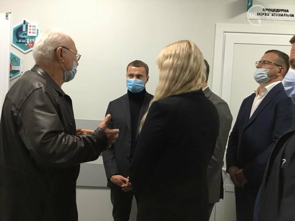 В Мариуполе  в  городской больнице открыли отделение интенсивной терапии, - ФОТО, фото-7