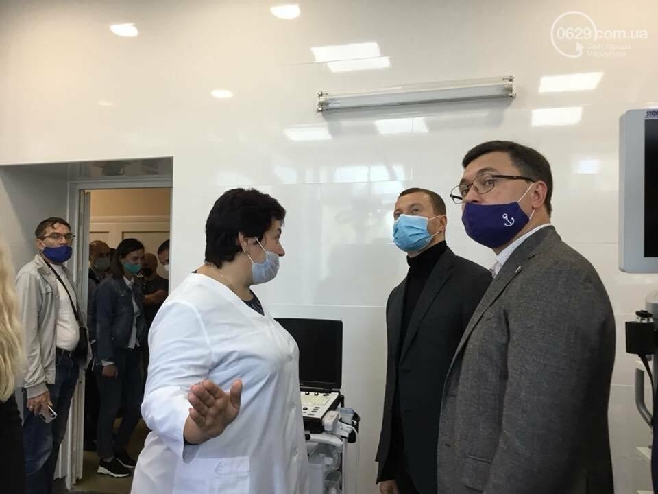 В Мариуполе  в  городской больнице открыли отделение интенсивной терапии, - ФОТО, фото-5
