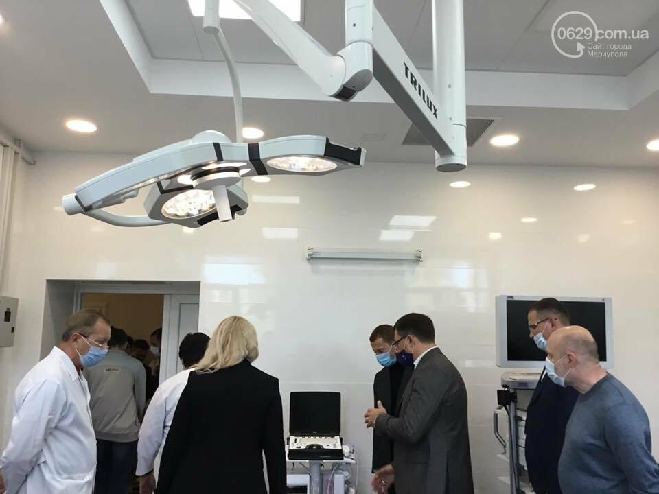 В Мариуполе  в  городской больнице открыли отделение интенсивной терапии, - ФОТО, фото-8