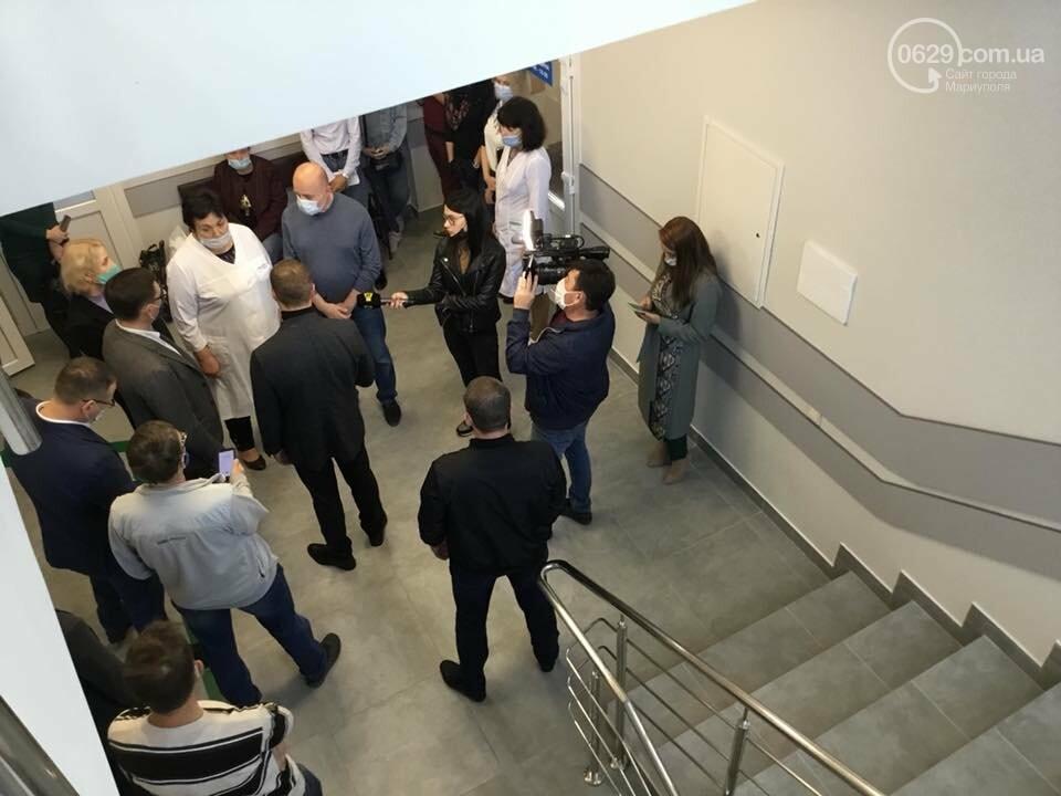 В Мариуполе  в  городской больнице открыли отделение интенсивной терапии, - ФОТО, фото-4