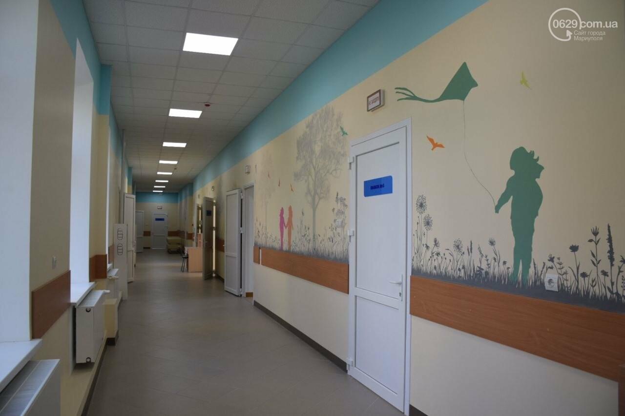 Современные палаты и новейшее оборудование. Что находится внутри отремонтированной детской больницы, - ФОТОРЕПОРТАЖ, ВИДЕО, фото-8