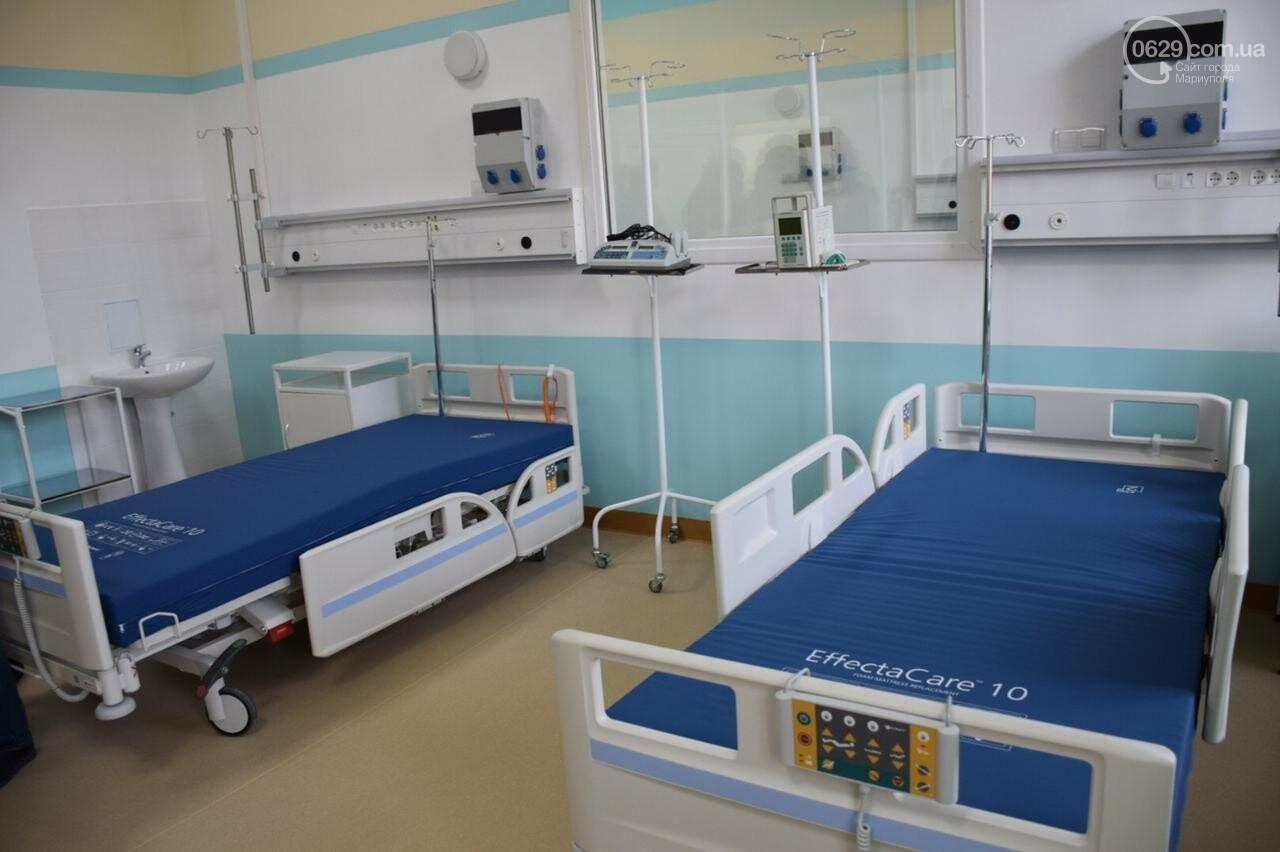 Современные палаты и новейшее оборудование. Что находится внутри отремонтированной детской больницы, - ФОТОРЕПОРТАЖ, ВИДЕО, фото-26
