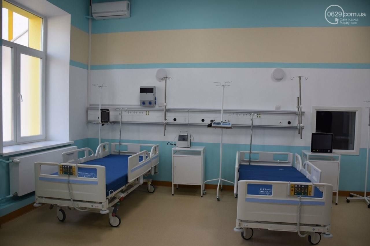 Современные палаты и новейшее оборудование. Что находится внутри отремонтированной детской больницы, - ФОТОРЕПОРТАЖ, ВИДЕО, фото-28