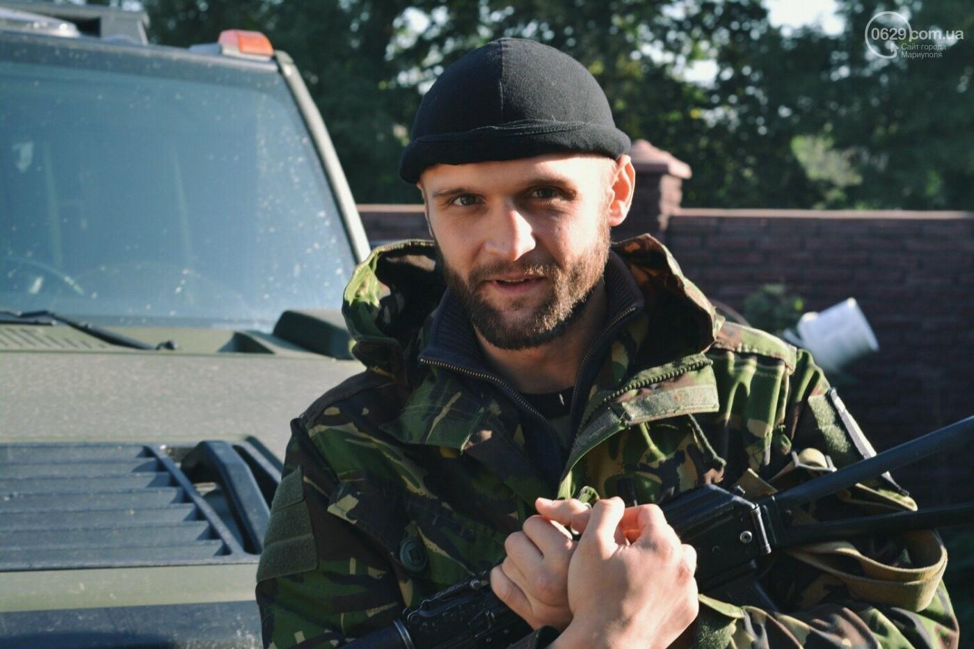 Как донецкий партизан Волков выжил в плену, чтобы воевать за Донбасс, - ФОТО, фото-1