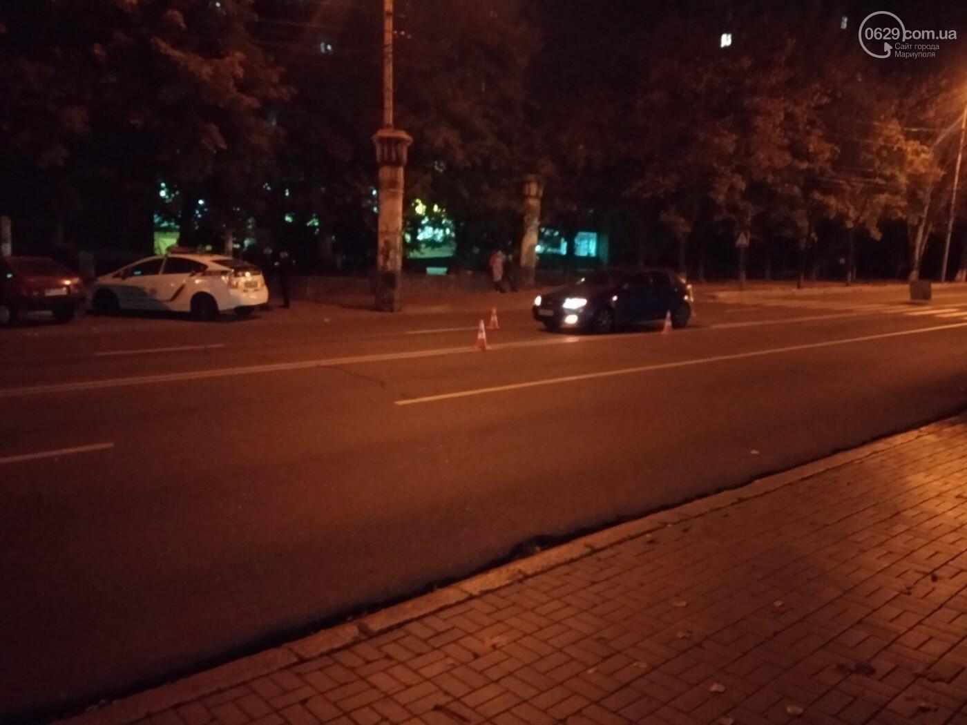 В Мариуполе автомобиль «Шевроле» сбил мужчину,- ФОТО, фото-2